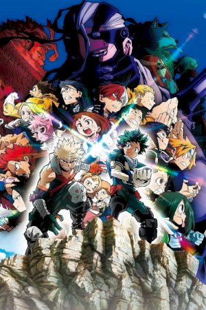 Boku no Hero Academia the Movie 2: Heroes Rising