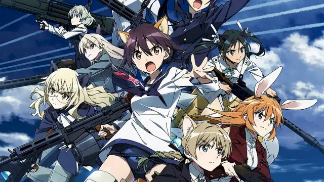 Strike Witches: Road to Berlin 8