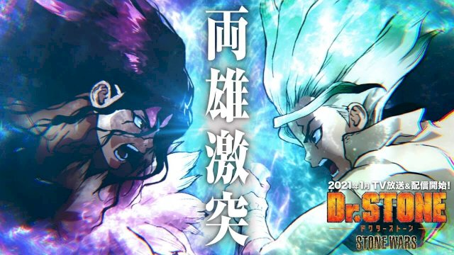 Dr. Stone: Stone Wars 7