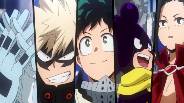 Boku no Hero Academia 5th Season 8